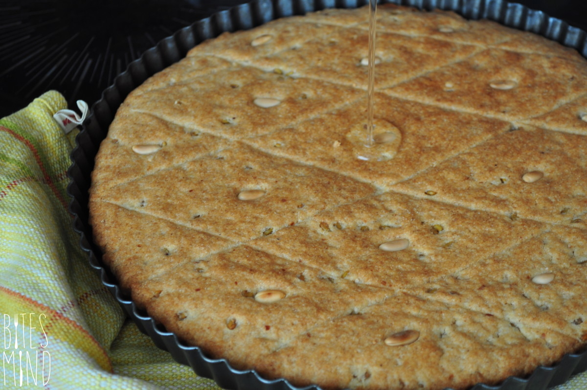 fenugreek cake